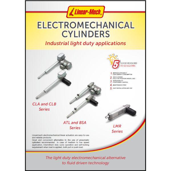 Elektromekaniske aktuatorer
