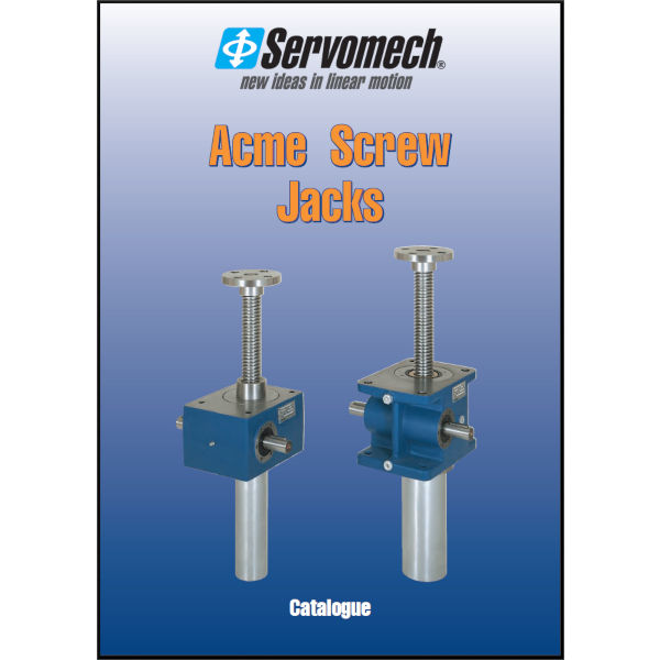 Trapez Screw Jacks