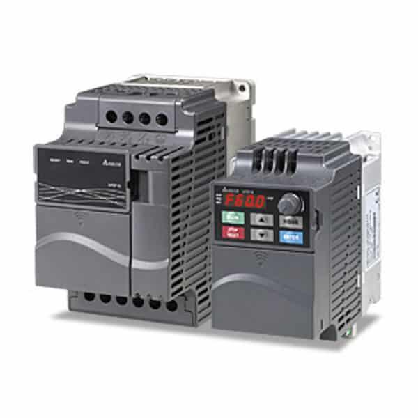 Frekvensomformer VFD-E